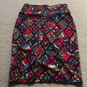 New lularoe skirt pattern cute